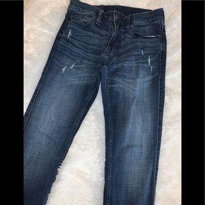 Hollister Super Skinny Jeans Waist 30 X 32 Inseam